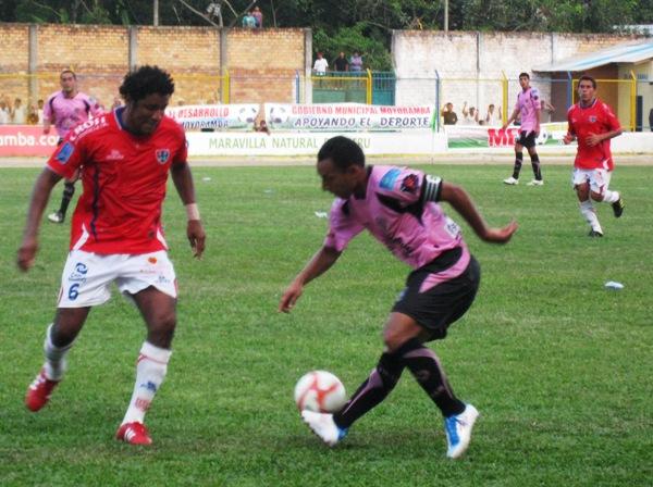 Fecha 14. En un encuentor muy cerrado, Sport Boys pudo sacar un importante empate en su visita a Unión Comercio. (Foto: Jhon Guevara)