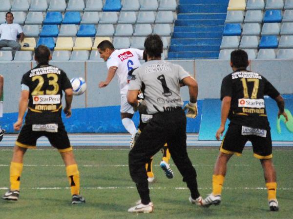 FECHA 15. El cuadro selvático sumaba su cuarto partido sin ganar. Ante Cobresol empató 2-2 como local. (Foto: Fernando Herrera / DeChalaca.com)
