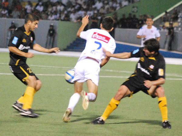 FECHA 15. Pese al dominio que ejerció CNI en el compromiso, Cobresol se terminaría llevando un buen empate de Iquitos. (Foto: Fernando Herrera / DeChalaca.com)