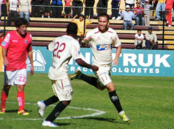 FECHA 15. Con eficacia en ofensiva, León de Huánuco goleó por 4-0 a Cienciano. (Foto: Jesús Suárez / DeChalaca.com)