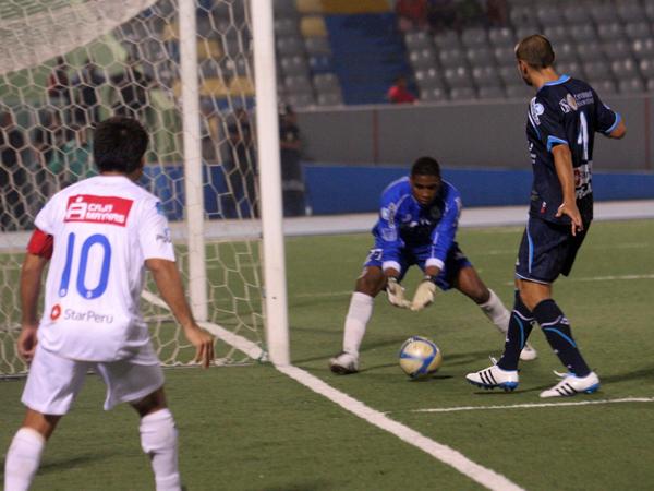 FECHA 16. Se cobró la revancha de la ida y venció por 1-0 a Vallejo en casa. (Foto: cortesía Teddy Arrué)