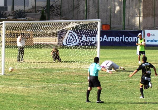 FECHA 17. El cuadro moqueguano empató como local ante León. En el torneo se mantuvo invicto ante quienes eran campeón y subcampeón. (Foto: Roice Zevallos)