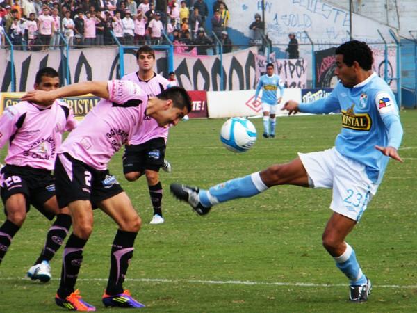 Fecha 17. En el San Martín, Sport Boys pudo sacar un punto ante Sporting Cristal. (Foto: Wagner Quiroz / DeChalaca.com)