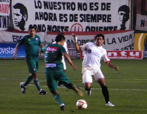 FECHA 17. CNI cayó derrotado en el Monumental por 2-0, sin presentar mucha resistencia. (Foto: Wagner Quiroz / DeChalaca.com)
