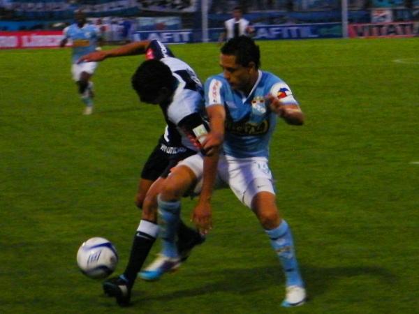 FECHA 18. Cristal sumó otro 0-0 ante un equipo grande. Ante Alianza hizo uno de los partidos más aburridos del campeonato. (Foto: Wagner Quiroz / DeChalaca.com)