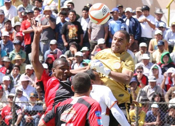 FECHA 18. Si bien no ganó, tampoco perdió. Melgar igualó 2-2 ante Inti Gas en Arequipa. (Foto: Prensa Melgar)