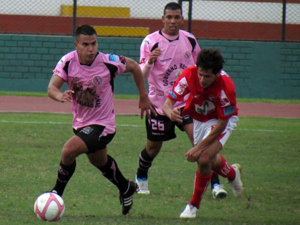 FECHA 18. Sport Boys derrotó a Cienciano en el Callao. Fue un ajustado 2-1. (Foto: José Salcedo / DeChalaca.com)