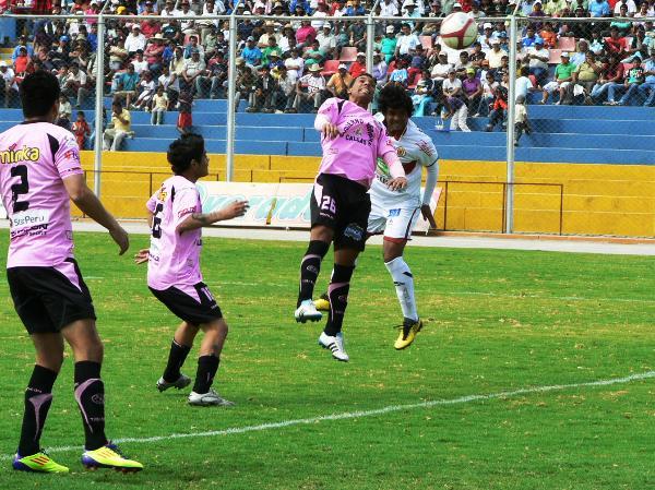 Fecha 19. Sport Boys cayó derrotado ante Inti Gas, gracias a un buena actuación de Humberto Osorio. (Foto: Ciro Madueño)
