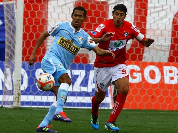 FECHA 21. Cienciano volvió a caer en su recinto. Sporting Cristal lo derrotó por un angustioso 1-0. (Foto: Diario del Cusco)