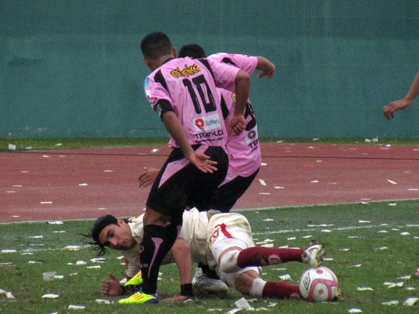 Fecha 22. En una de sus mejores presentaciones, Sport Boys derrotó a un alicaído Universitario en el Miguel Grau. (Foto: José Salcedo / DeChalaca.com)