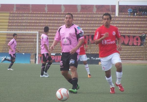 FECHA 23. Partidazo en Chiclayo. Juan Aurich tuvo en Boys a un rival muy digno y culminaría igualando 2-2. (Foto: diario La Industria de Chiclayo)