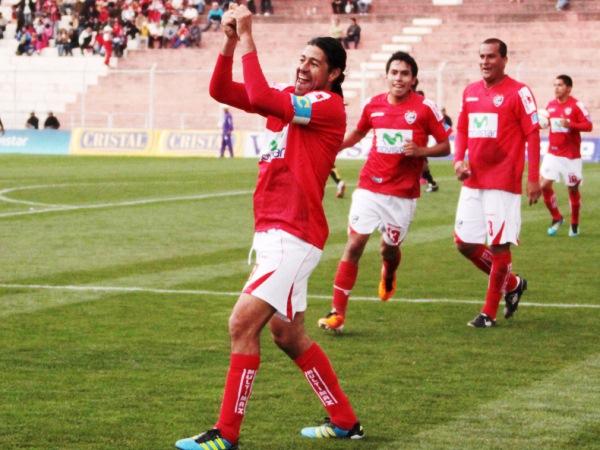 FECHA 24.En una gran demostración de fútbol, Cienciano goleó por 5-0 a Cobresol. (Foto: Diario del Cusco)