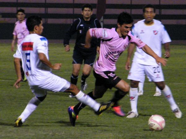 Fecha 24. Con ganas y poco fútbol, Sport Boys se llevó un sufridad victoria de 1-0 sobre CNI. (Foto: Wagner Quiroz / DeChalaca.com)