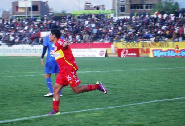 FECHA 25. El 'Matador' daría cuenta del Unión Comercio venciéndolo por 3-1 y lograría por segunda vez en el torneo, imponerse en dos partidos consecutivos. (Foto: Diario Primicia de Huancayo)