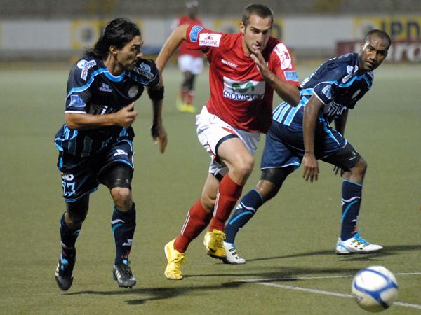 FECHA 25. César Vallejo volvió al triunfo gracias al 2-0 sobre Cienciano. (Foto: diario La Industria de Trujillo)