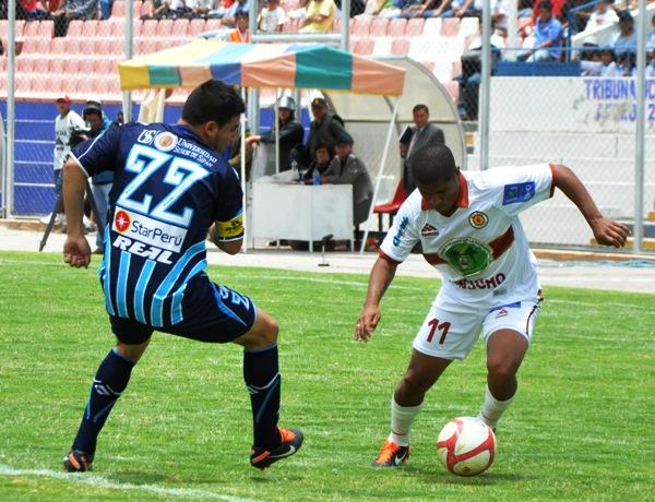 TOMA ALTURA. Ricardo Pérez estuvo intratable y colaboró para que Inti Gas pudiera sumar una nueva victoria que lo mantiene en la parte alta de la tabla. (Foto: Ovación Digital)