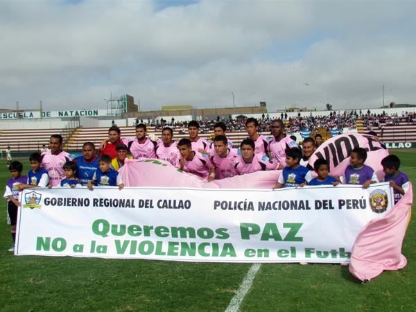 A POR EL TRIUNFO. Sport Boys se volvía a presentar ante su público con todas las ganas para sacar un triunfo. (Foto: José Salcedo / DeChalaca.com)