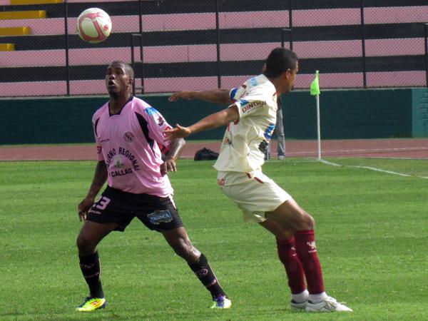 DOMINABAN A PLACER. Sport Boys dominaba el esférico apoyado por su ventaja en el marcador. (Foto: José Salcedo / DeChalaca.com)