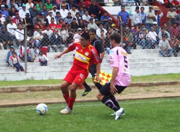 Fecha 27. Sport Boys no pudo ante la fortaleza de Sport Huancayo, que ganó con justicia 3-0. (Foto: diario Primicia de Huancayo)
