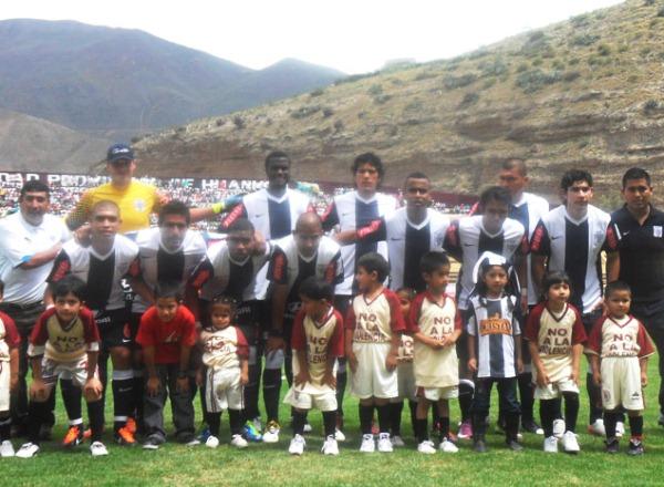 ¿PASOS DE CAMPEÓN? Alianza está clasificado a la final, pero no por llegó a relajarse a Huánuco. (Foto: Jesús Suárez)