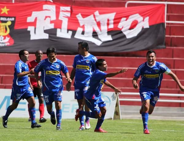 FECHA 27. Tras la derrota 1-2 ante Unión Comercio, los arequipeños nuevamente comenzarían a complicarse con el descenso.  (Foto: Diario El Pueblo de Arequipa)