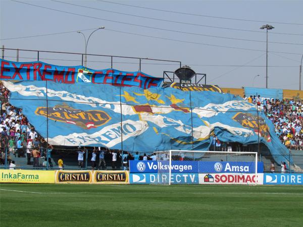 SIEMPRE ALENTANDO. El Extremo Celeste se hacía presente en todo su esplendor. (Foto: José Salcedo / DeChalaca.com)