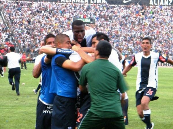 Volver a disputar la final, una meta que, sin embargo, no debe hacer perder la cabeza en Alianza. (Foto: Wagner Quiroz / DeChalaca.com)