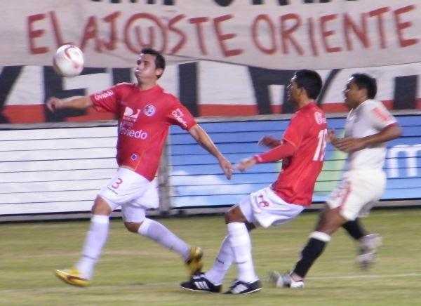 FECHA 01. Juan Aurich empezó de gran manera el campeonato gracias a un empate en el Monumental ante Universitario. (Foto: Wagner Quiroz / DeChalaca.com)