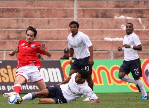 El debut de la San Martín tardó cinco fechas en un campeonato que acabó mal para el cuadro santo (Foto: José Carlos Angulo)