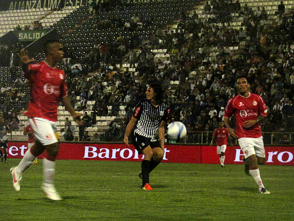 El equipo chiclayano le hizo el pare a un Alianza que no encontró respuestas en su propio estadio y cayó goleado (Foto: José Salcedo / DeChalaca.com)