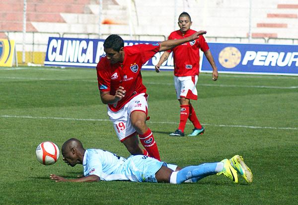 Real Garcilaso cayó en el Cusco, pero mantiene su invicto como local (Foto: José Carlos Angulo)