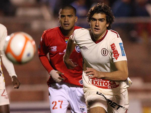 Junior Núñez volvió a hacerse presente en las redes rivales (Foto: cortesía Depor)
