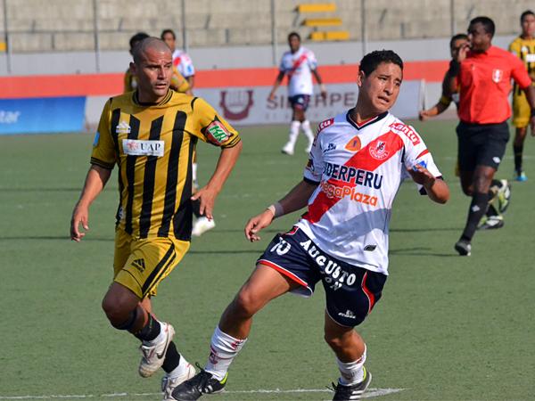 César Medina se despachó con un golazo ante Cobresol justo como para dejar bien claro que él también está para aportar en el equipo (Foto: Diario de Chimbote)