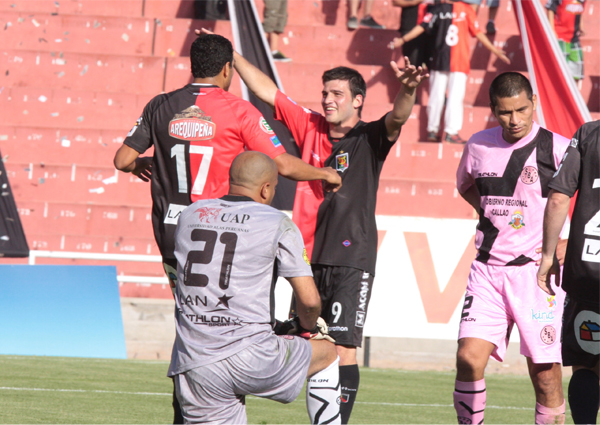 Melgar se asentó en 2012 como el cuarto equipo de los torneos descentralizados y sin tener alguien que le haga sombra (Foto: prensa FBC Melgar)