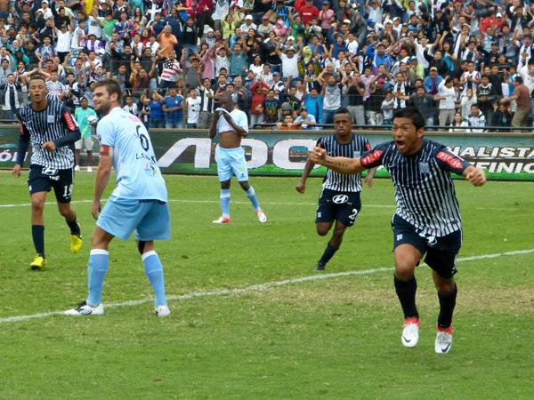 Miguel Mostto seguirá siendo la carta de gol en Alianza dentro de un equipo que busca ser equilibrado sin romper su economía (Foto: Abelardo Delgado / DeChalaca.com)