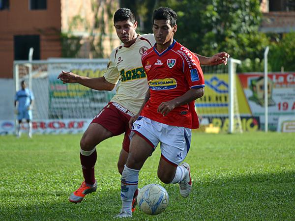 Sin mayor oponente para cubrir la banda izquierda en Unión Comercio, Miguel Trauco se hizo del puesto para ganar regularidad durante el año (Foto: Emilio Ruiz)