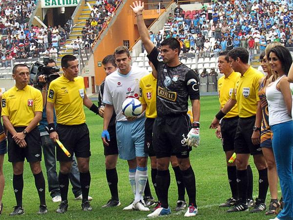 El tiempo, los logros y la identificación con el club le ha permitido a Erick Delgado convertirse en un símbolo del Cristal campeón (Foto: José Salcedo / DeChalaca.com)