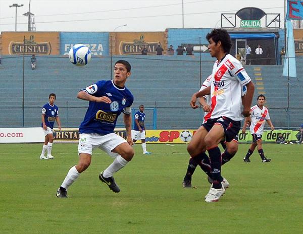 Con amplias goleadas como local, la Reserva de Cristal se mantiene en lo más alto de la tabla (Foto: Prensa Sporting Cristal)