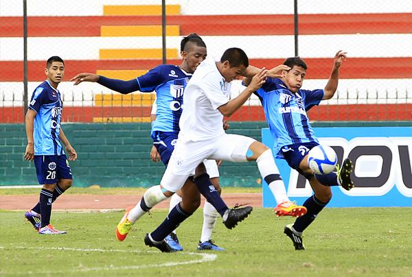 La San Martín se mantiene al acecho de los líderes, Cristal y la Vallejo, en el Torneo de Reservas (Foto: diario La Industria de Trujillo)