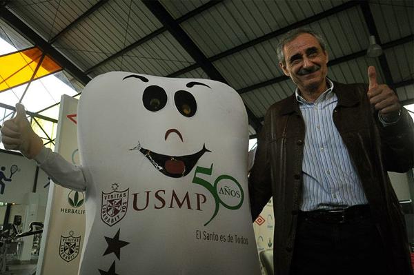 La Muela ha vuelto a sonreir en las últimas semanas tras el arribo de Ángel Cappa a la San Martín (Foto: prensa San Martín)