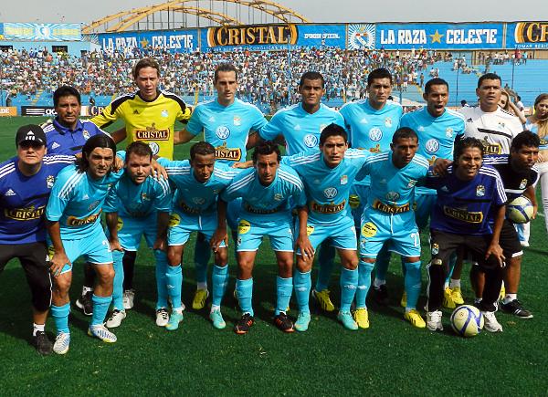 Sporting Cristal (Foto: Abelardo Delgado / DeChalaca.com)