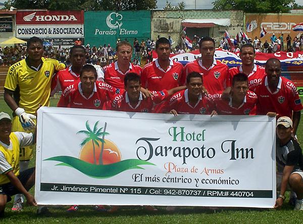 Unión Comercio (Foto: Revista Goool de Oro de Tarapoto)
