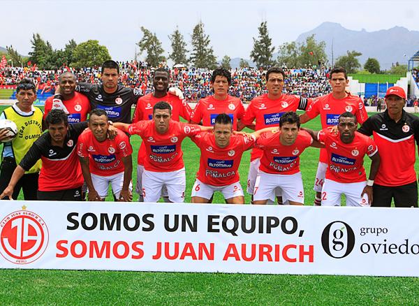 Juan Aurich (Foto: Prensa Juan Aurich)
