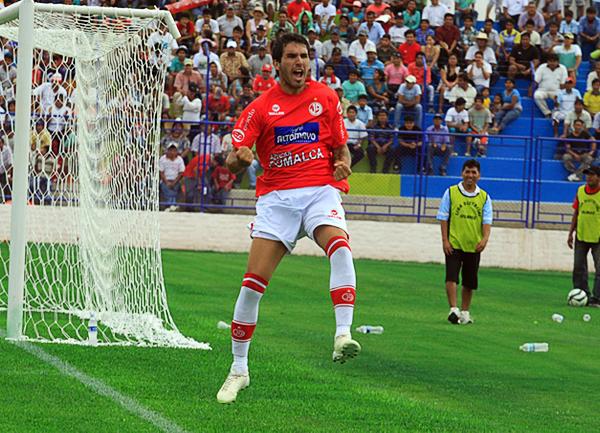 Los goles de Germán Pacheco tardaron solo un partido en aparecer lo que ahora genera inquietud en torno al futuro ataque del 'Ciclón' (Foto: prensa Juan Aurich)