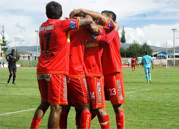 Luego de la goleada en contra de la primera fecha, Sport Huancayo logró recuperar los festejos jugando en casa y con doblete de su goleador, el 'Checho' Ibarra (Foto: Diario Primicia de Huancayo)