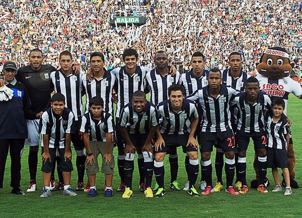 Alianza Lima (Foto: Luis Chacón / DeChalaca.com)