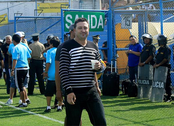 César Tabares (Foto: Luis Chacón / DeChalaca.com)