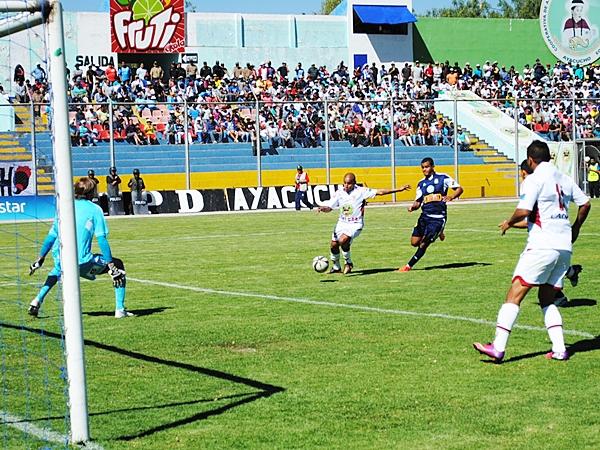 Inti Gas es el equipo que inicia la participación peruana en esta edición de la Copa Sudamericana (Foto: José Luis Cabrera / DeChalaca.com)