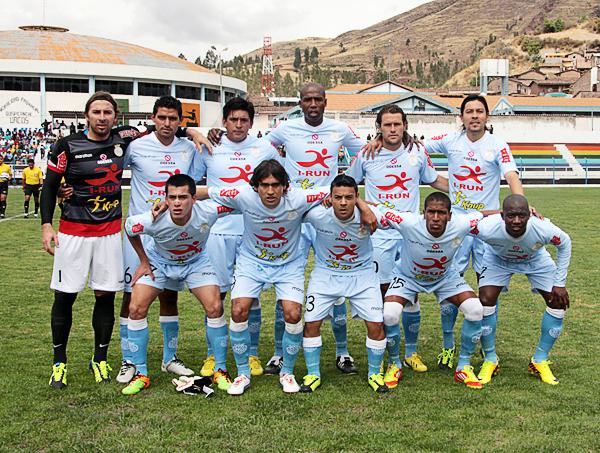 Real Garcilaso (Foto: José Carlos Angulo)