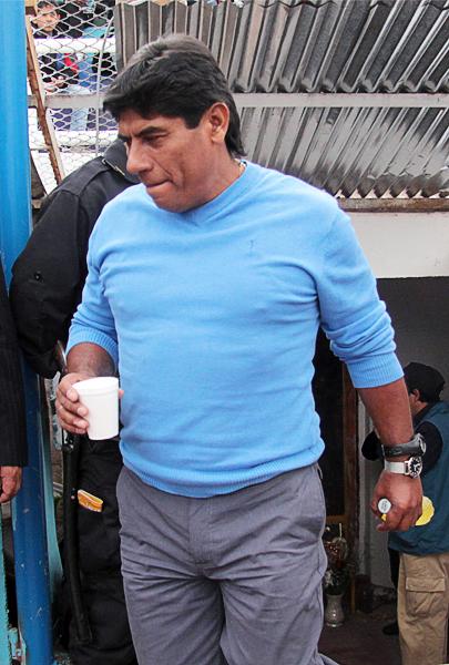 Fredy García (Foto: José Carlos Angulo)